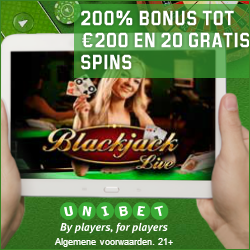 Unibet Live Dealer Casino